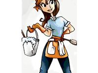 Cleaner/Housekeeper with experience* could help clean your house/office*