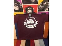 T-shirt grandad size L