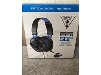 Turtle beach 50p recon gaming headset