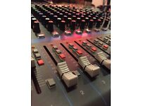 Freelance Sound engineer with equipment for hire