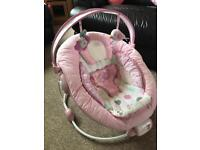 Bright Stars Florabella Baby Bouncer