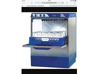 Neo classic 13 amp glass washer. Can deliver
