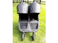 Twin Babyjogger City Mini GT Double pushchair