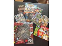 Boys toy/book bundle