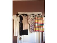 5 Size 12 summer tops
