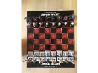 Star Wars Episode 1 Chess Board