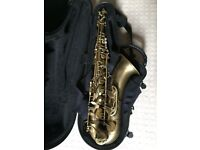 Selmer reference 36 Vintage finish