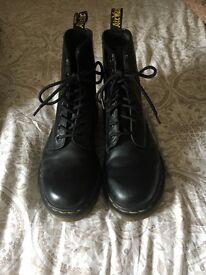 Dr Martens 1460 Matte Black UK Size 5