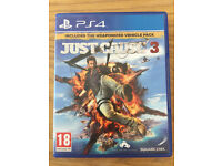 Sony Playstation 4 Game - Just Cause 3
