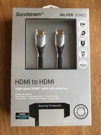 HDMI cables (2m) x 2