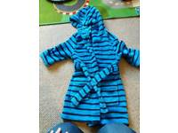 18-24 month dressing gown