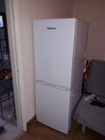 LEC fridge freezer for sale.