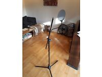 Stedman Ps101 Proscreen Pop Screen / Pop Filter (rrp £60+) and Ultra high quality Mic Stand - MINT