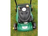 Petrol lawnmower like new b&q make