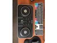 Numark iDJ Live II - DJ Controller for Mac, PC, iPad or iPhone
