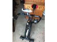 Spin exercise bikes x 2 for sale