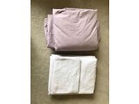 King Size Duvet & Double Sheet Set