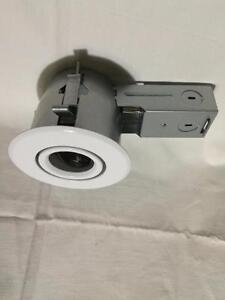 "3.5"" pot light Housing + Trim + LED Bulb"