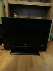 "Sanyo 26"" Flat Screen TV"