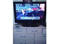 """flat screen 32""""tv"""