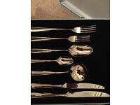 Gift set, Sophie Conran for Arthur Price Rivelin Place Setting, 7 Piece