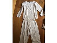 Little white company girls pyjamas 3 pairs