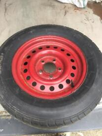Spare Wheel for Jaguar xj40