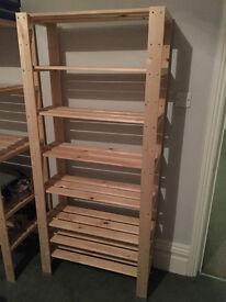 Shelving unit Hejne from Ikea