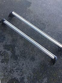 Genuine Audi A3 Roof Bars