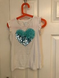 Girl's 5-7yrs old Clothers