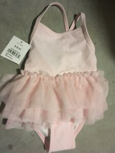 3-6 mth bathing suit