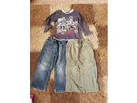 Boys Next trousers age 4