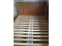 John Lewis King Size Bed Frame