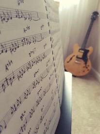 Guitar Lessons/Teacher!