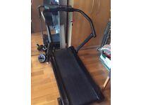 VfitBeny Sports v-fit treadmill.