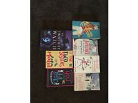 A small selection of books