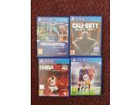 PS4 clearance games
