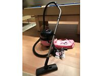 Hetty 200A vacuum cleaner, very little use, excellent condition. Dual speed.