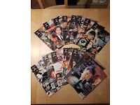 The X Files comics, annuals and other collectables