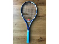 Babolat Pure Drive Lite GT Grip 0. New Restring