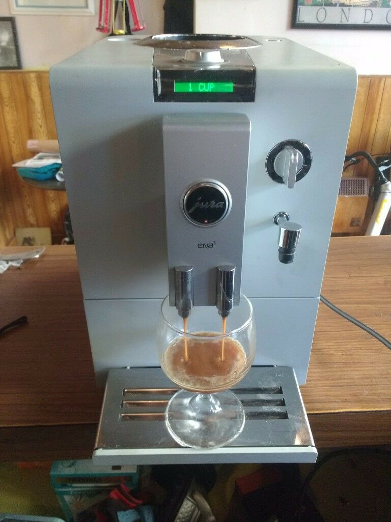 Juna ena 3 coffee machine