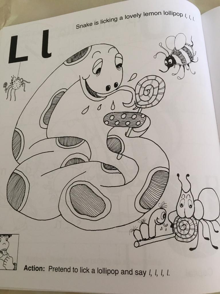 Children's Jolly Phonics books   in Blyth, Northumberland   Gumtree
