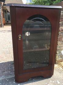 Wooden CD cabinet for sale