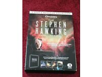 Steven Hawking DVD box set