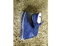 Timberland Bradstreet Leather Chukka Navy Men