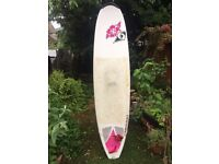 "Bic Sport Mini Mal surfboard for sale - 7""9 Natural Surf 2"