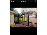 Gates /wrought iron work /metal welding