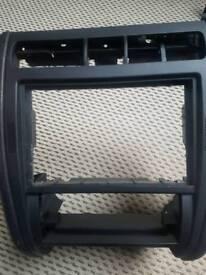 SEAT Leon cupra r double din centre console very very rare Out of my seat Leon cupra R