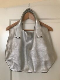 Brand new leather bag.
