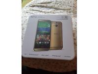 Brand New (Sealed) - HTC M8 - 32gb Storage - Unlocked - Grey Colour.
